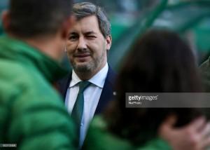 Bruno de Carvalho e Salvador voltam a trocar acusações