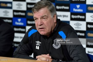 Sam Allardyce says he is 'surprised' by Everton exit speculation