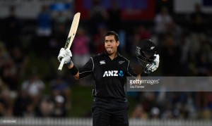 New Zealand vs England - First ODI: Classy Taylor secured thrilling opening win for Black Caps