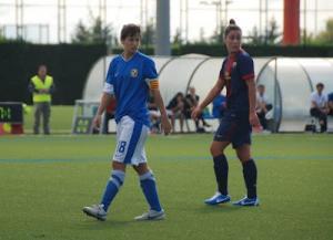 """El Valencia CF Féminas se refuerza con Georgina Carreras """"Gio"""""""