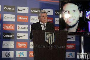 """Cerezo """"No es normal que Simeone no esté entre los mejores entrenadores"""""""