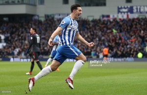 Brighton & Hove Albion 2-1 Arsenal: Pressure mounts on Wenger as Gunners falter at Brighton