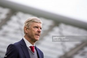 Everton linked with summer move for Arsenal boss Arsene Wenger