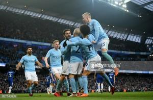 Manchester City 1-0 Chelsea: Bernardo's lone strike gives City all the spoils