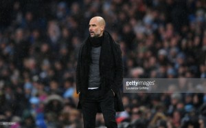 Guardiola insists his side aren't thinking of records as they edge closer to title following Chelsea conquest