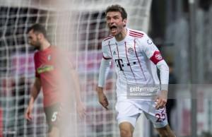 SC Freiburg 0-4 Bayern Munich: Corentin Tolisso goal the highlight as leaders go 20 points clear