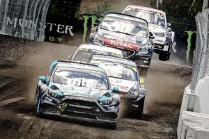 Inicio de temporada 2017 FIA Rallycross