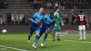 AC Milan 0-2 Arsenal: Arsenal respond to their critics with convincing win at the San Siro