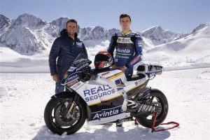 Spectacular unveil for the Reale Avinta Racing Team in Andorra