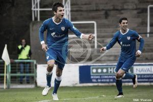 Unai Bilbao se estrena como goleador