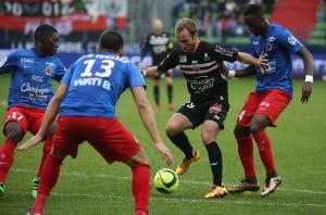 SM Caen - OGC Nice : les aiglons ratent le coche