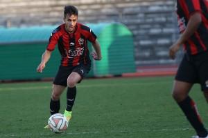 Jonathan Correia, nuevo jugador del EA Guingamp