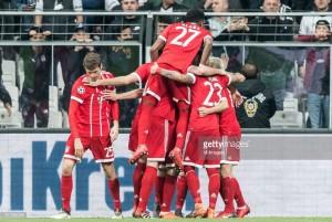 Beşiktaş(1) 1-3 (8) Bayern Munich: Die Roten purr into quarter-finals