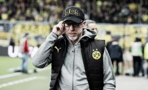 Após perder vaga de classificação na UEL, Peter Stöger critica postura do Dortmund