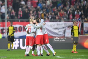 FC Red Bull Salzburg (2) 0-0 (1) Borussia Dortmund: Disappointing Dortmund bow out of Europe