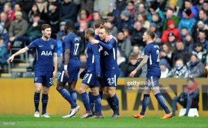 Swansea City 0-3 Tottenham Hotspur: Swans' impressive cup run ended by some Eriksen magic