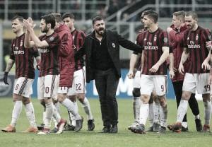 Aliviado, Gattuso comemora tempo de descanso para jogadores e elogia André Silva