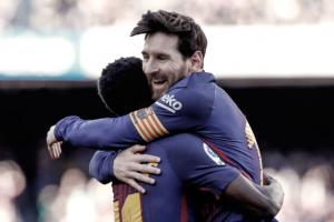 Messi comanda vitória sobre Athletic Bilbao e Barça se mantém isolado na liderança da La Liga