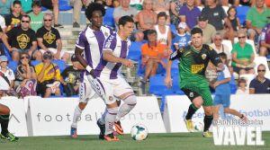 Resultado Real Valladolid - Elche en Copa del Rey 2015 (0-0)
