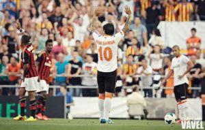 Éver Banega deja el Valencia y se va a Newell's Old Boys