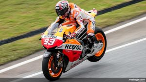 Test Sepang: Marquez domina, Rossi primo tra le Yamaha