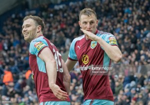 How the return of Chris Wood has developed a deadly Burnley strikeforce with Ashley Barnes