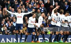 Chelsea 1-3 Tottenham Hotspur: Dele double dents Chelsea's Champions League chances