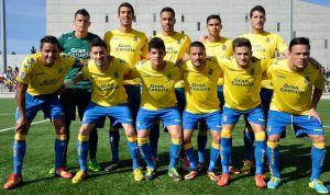 Las Palmas Atlético se da un festín