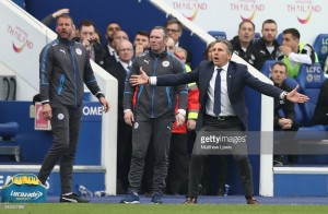 Leicester boss Claude Puel bemoans Foxes first-half performance in defeat to Newcastle United