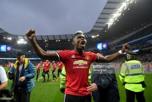 Manchester City 2-3 Manchester United: Pogba leads stunning Red Devils rally to delay title celebrations