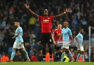 Paul Pogba: I couldn't let Manchester City win the title against Manchester United