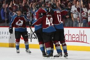 Colorado Avalanche advance in must win game