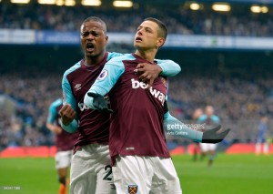 Chelsea 1-1 West Ham: Hammers come back from behind as Chelsea's top-four hopes suffer another huge blow
