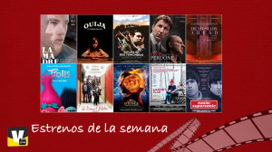Estrenos de cine de la semana: 28 de octubre 2015