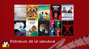 Estrenos de cine: 4 de noviembre