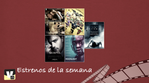 Estrenos de cine: 10 de febrero