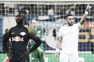 Marseille goleia RB Leipzig em jogo eletrizante e retorna às semi da Europa League após 14 anos