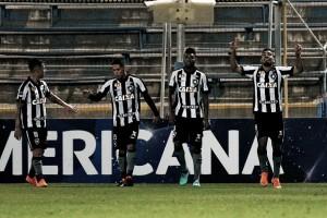 Notas: Leandro Carvalho, Gilson e Lindoso se destacam em vitória do Botafogo na Sul-Americana