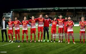 SpVgg Greuther Fürth 1-2 SSV Jahn Regensburg: Substitute Jann George boosts unlikely promotion bid