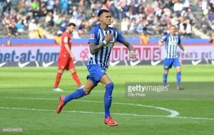 Report: Brighton targeting €20m move for Hertha Berlin's Davie Selke