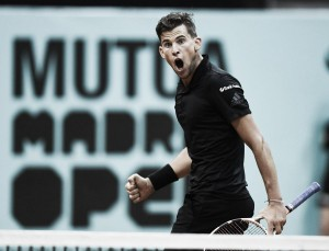 ATP Madrid: Dominic Thiem survives Federico Delbonis test to advance