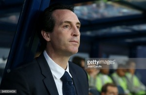 Unai Emery confirms PSG exit at the end of the season