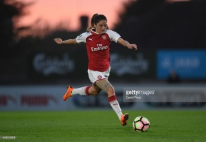 Daniëlle van de Donk happy with how Arsenal bounced back