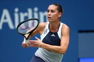 WTA China Open 2015, Pennetta di carattere