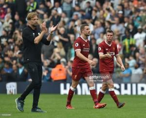 Jurgen Klopp: Liverpool manager bemoans poor refeering decisions as Reds drop points