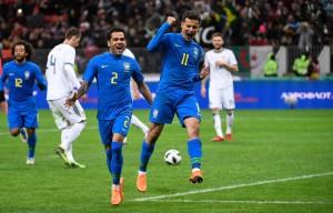 البرازيل تنجح في أول إستعداداتها للمونديال