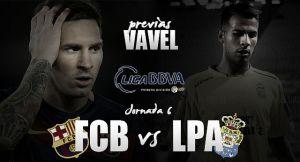 FC Barcelona - UD Las Palmas: Camp Nou atrapasueños