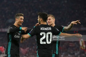 Bayern Munich 1-2 Real Madrid: Galácticos squeeze ahead in first-leg against frustrated Bayern
