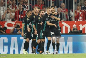 Marcelo and Marco Ascensio give Real the advantage after the first leg
