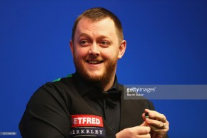 Mark Allen first player to progress into Crucible quarter-finals